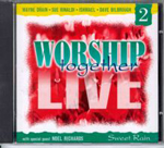Worship Together Live Vol 2 by Dave Bilbrough