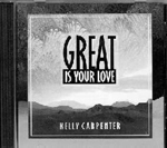 Great Is Your Love by Kelly Carpenter