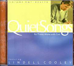 Quiet Songs Volume One by Lindell Cooley