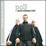 New Map Of The World by Paul Colman Trio