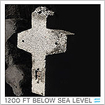 1200 FT Below Sea Level by Jason Upton