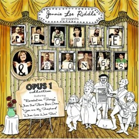 People & Songs, Opus 1 Collective by Jennie Lee Riddle