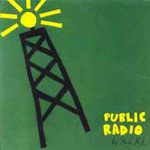 Public Radio by Mark Mathis