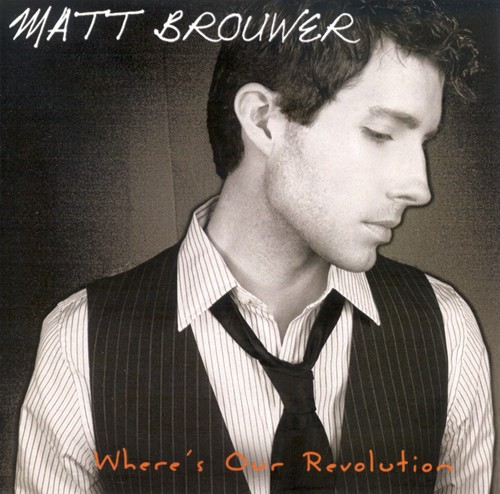 Where's Our Revolution by Matt Brouwer