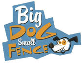 Big Dog Small Fence